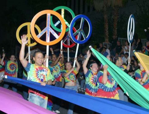 Las Vegas PRIDE Night Parade – May 2, 2008