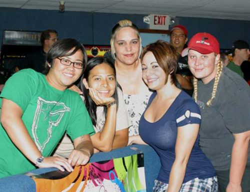 Las Vegas PRIDE Family Skate Night – April 28, 2008