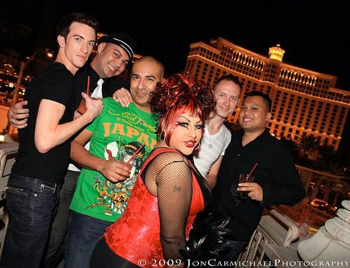 Las Vegas PRIDE Menage a Trois – April 30, 2009