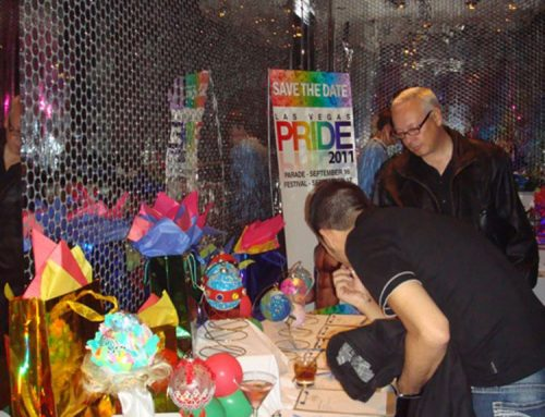 Las Vegas PRIDE Holiday Wreath & Ornament Auction – December 9, 2010