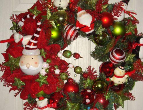 Las Vegas PRIDE Holiday Wreath & Ornament Auction – December 6, 2011