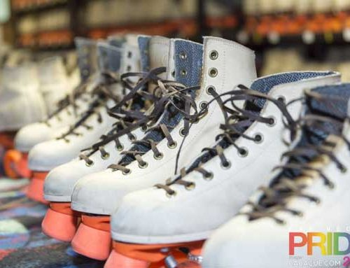 Las Vegas PRIDE Family Skate Night – September 2, 2013