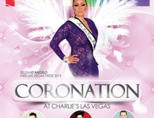 Las Vegas PRIDE Royal Coronation – April 28, 2014