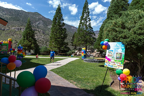 Mt Charleston Rainbow Festival Family Fun Day - July 26, 2014 - Las ...