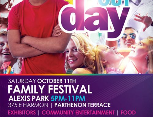 National Coming Out Day Festival – October 11, 2014