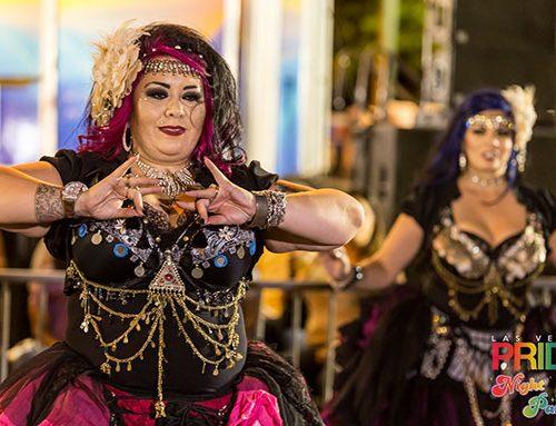 Las Vegas PRIDE Night Parade Pre-Show – September 5, 2014