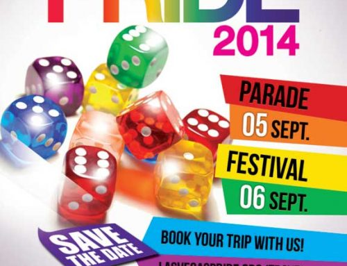 Las Vegas PRIDE Festival – September 6, 2014
