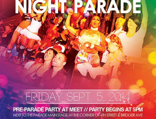 Las Vegas PRIDE Night Parade – September 5, 2014