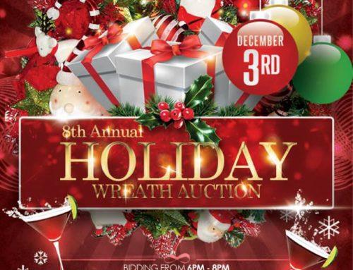 Las Vegas PRIDE Holiday Wreath Auction – December 3, 2014