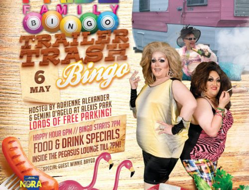 Las Vegas PRIDE Family Bingo – May 6, 2015