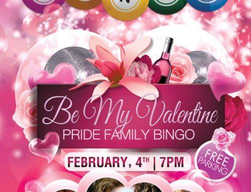 Las Vegas PRIDE Family Bingo – February 4, 2015