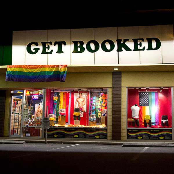 Get Booked for the PRIDE Parade