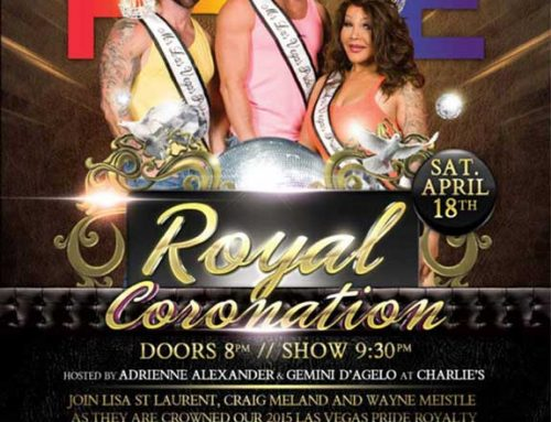 PRIDE Royal Coronation – April 18, 2015