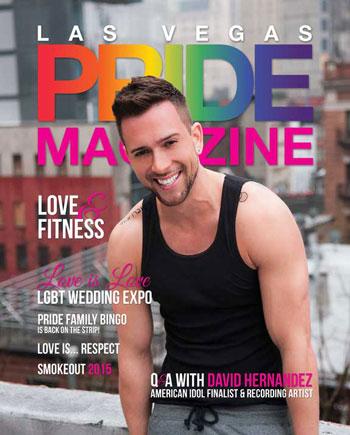Las Vegas PRIDE Magazine - Issue 2