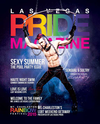 Las Vegas PRIDE Magazine - Issue 4