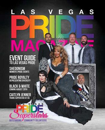 Las Vegas PRIDE Magazine - Issue 5