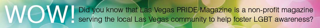 WOW Las Vegas PRIDE Magazine