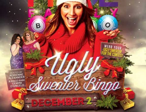 PRIDE Family Ugly Sweater Bingo – December 2, 2015