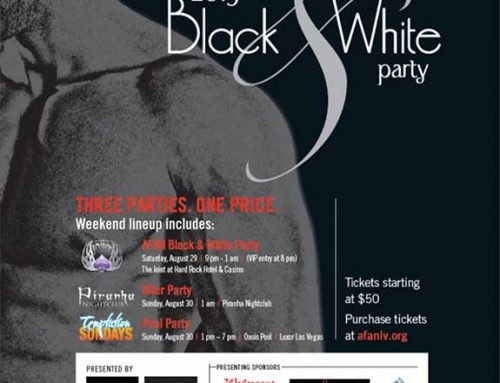 AFAN Black & White Party – August 29, 2015