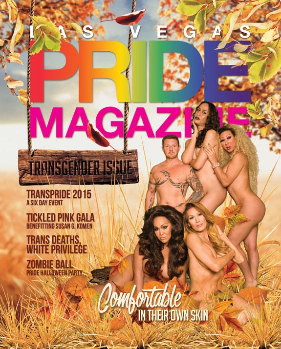 Las Vegas PRIDE Magazine Issue 6