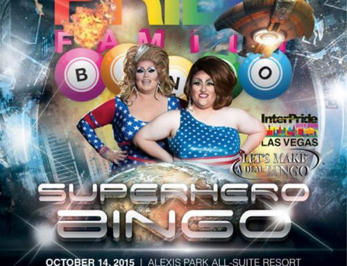 Superhero Bingo – October 14, 2015