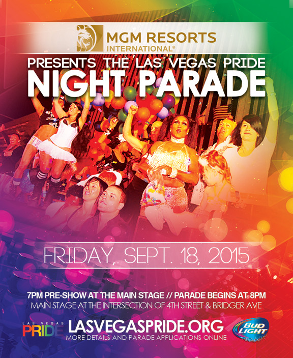 2015 PRIDE Night Parade