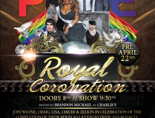 PRIDE Royal Coronation – April 22, 2016