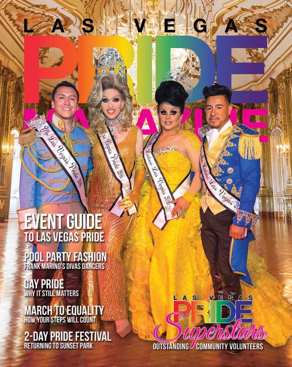 Las Vegas PRIDE Magazine - Issue 11