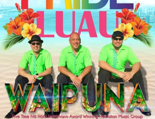 Las Vegas PRIDE Luau – October 16, 2016