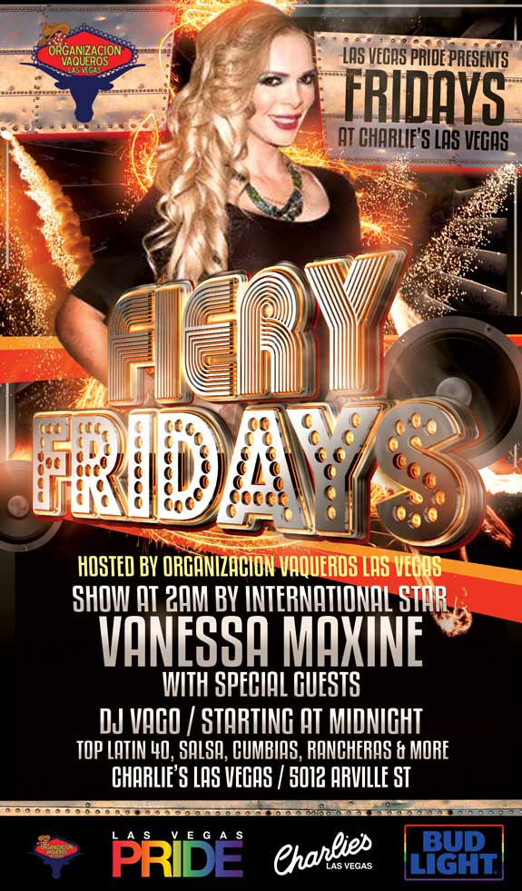 Fiery Fridays