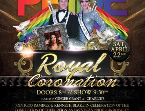 Las Vegas PRIDE Coronation – April 22, 2017