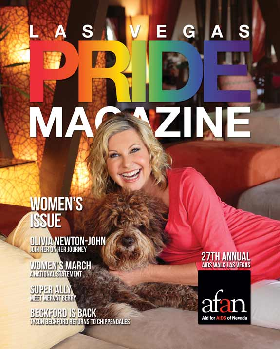 Las Vegas PRIDE Magazine - Issue 14