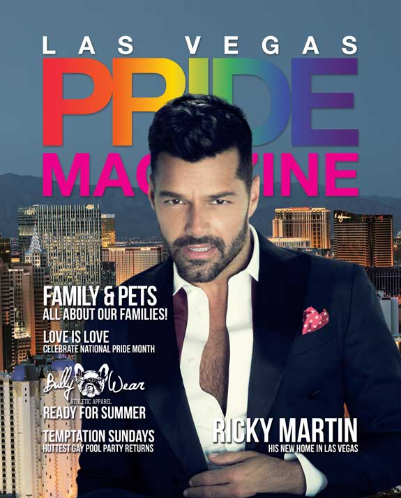 Las Vegas PRIDE Magazine - Issue 15