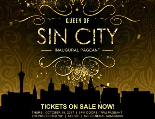 Queen of Sin City Pageant – October 19, 2017