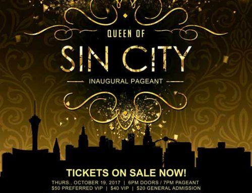 Queen of Sin City Pageant – October 19, 2017