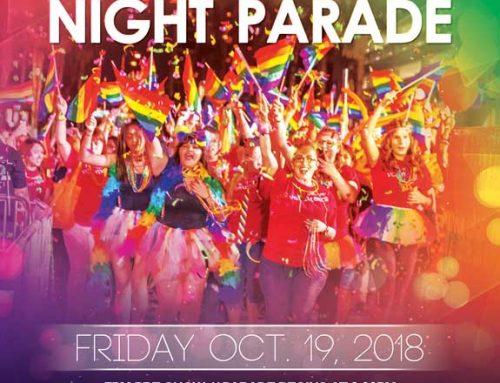 Las Vegas PRIDE Parade – October 19, 2018