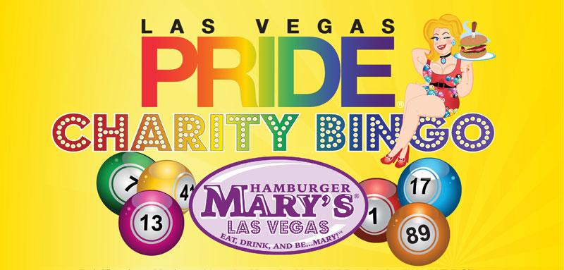 Las Vegas PRIDE Charity Bingo