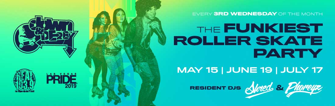 Down & Derby Roller Skate Party
