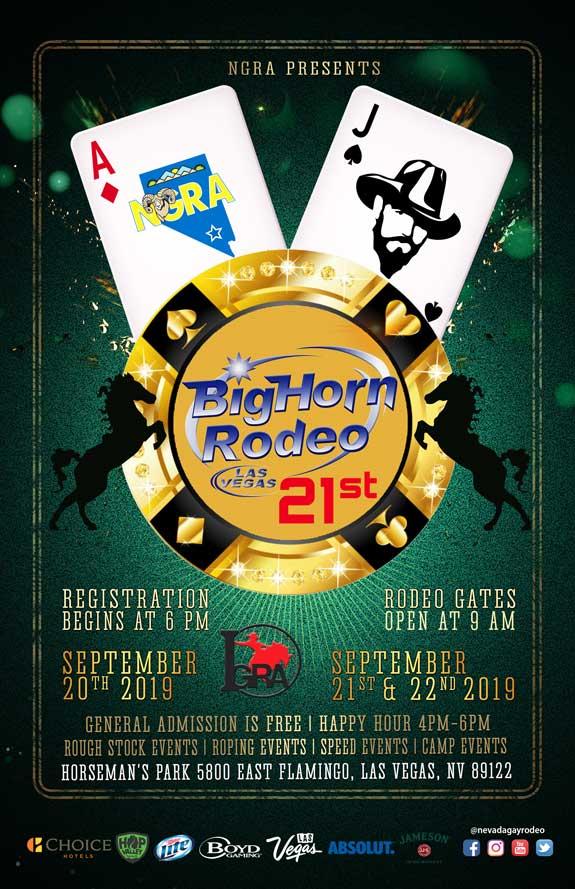 Bighorn Rodeo 2019 Las Vegas Pride