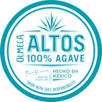 Olmeca Altos 100% Agave