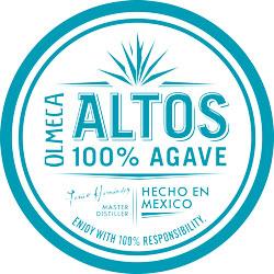 Olmeca Altos 100% Agave
