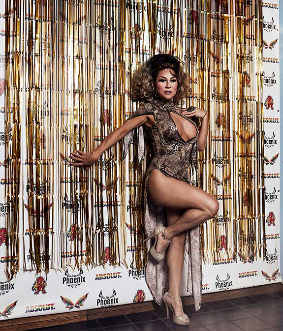 Photograph of Keyska Diva by Yev Z Photography