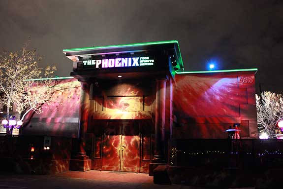 The Phoenix Bar and Lounge
