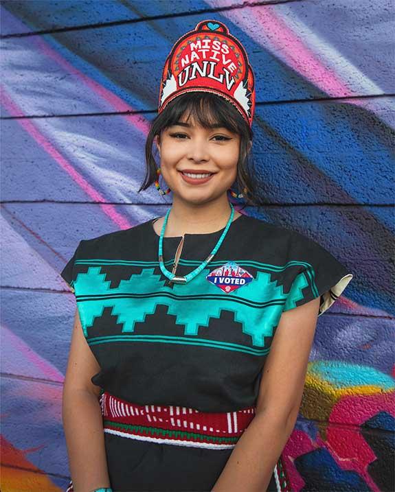 Mx Native UNLV Annika Roseen