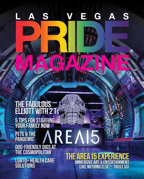 Las Vegas PRIDE Magazine - Issue 33