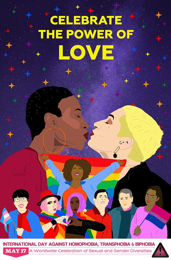 Celebrate the Power of Love