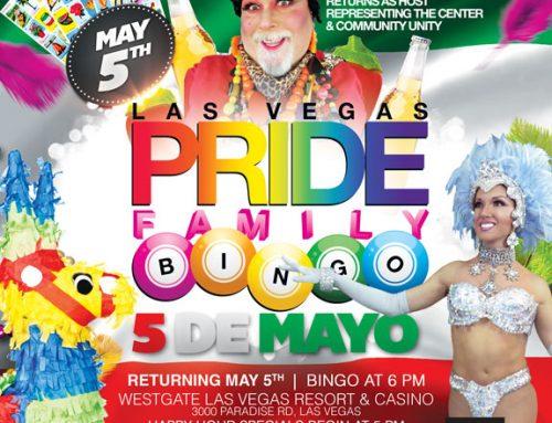 5 de Mayo PRIDE Family Bingo