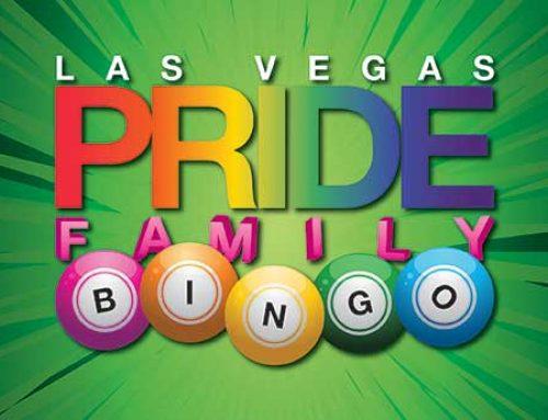 Las Vegas PRIDE Family Bingo is Back!