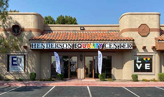 Photograph of Henderson Equality Center