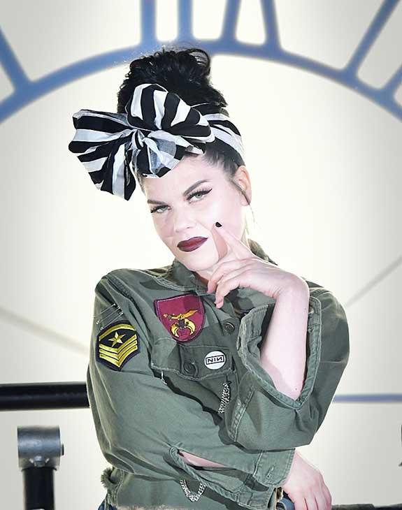 Gina Katon, creator of Little Miss Nasty